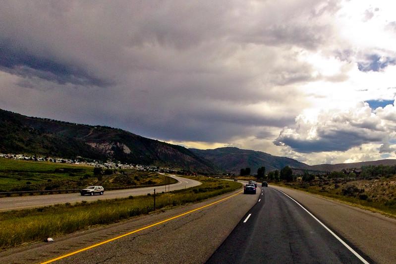 Active Storm Clouds