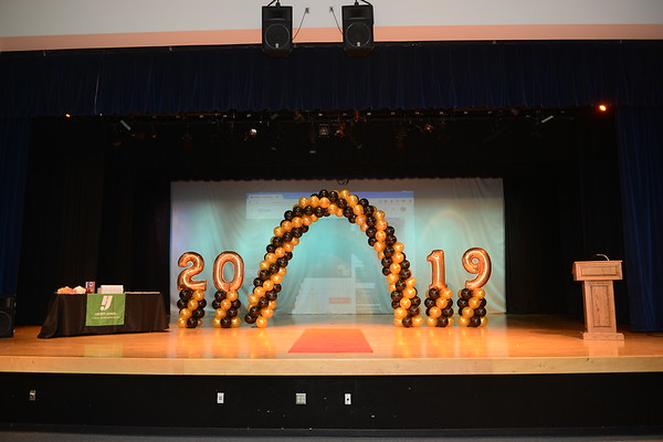 MAST Homestead Class of 2019 Ring Ceremony
