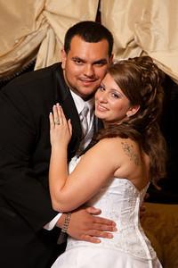 Melissa and Shaun 11-10-2011