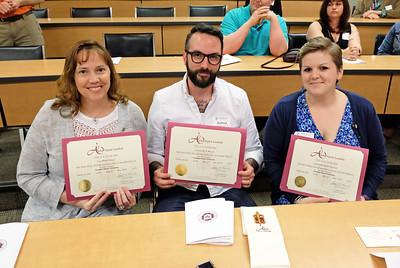 CGPS Honors Ceremony 5-9-18
