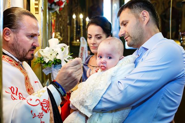 Botez Ilinca Maria
