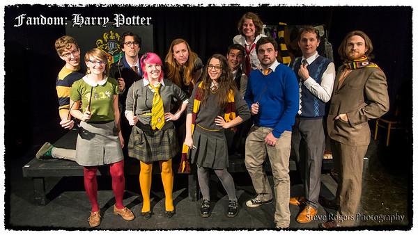 Fandom Episode Seven: Harry Potter Photobooth