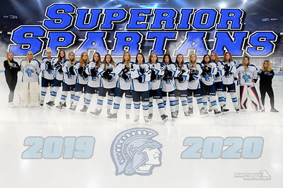 SHS Girls Hockey 2019-2020