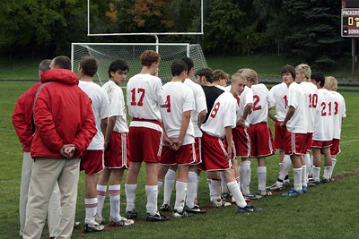 Boys Varsity Soccer - 2006-2007 - 10/10/2006 Fruitport