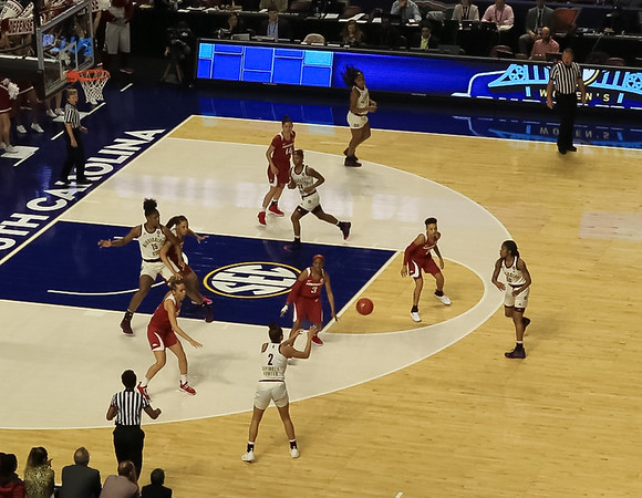 MSU Lady Bulldogs - SEC Tournament Champions - 2019