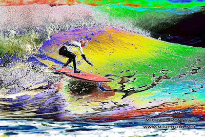 Surfing, Gilgo Beach, NY,  ESA BUNGER CONTEST 10.20.12 Ed Fawess