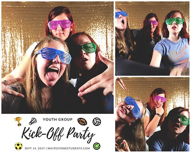 HSM Kick-Off Party (Sept 2017)