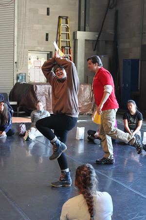 Ninth Grade Shakespeare Workshop