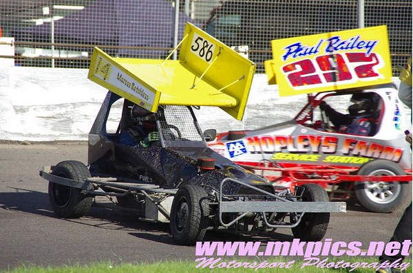 BriSCA F2 Stockcars, 2 October, Northampton