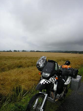Onward journey NL-DE-DK-SE-FI