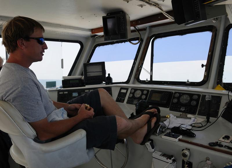 Captain Chris Mizurak