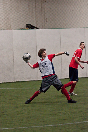 Raptors indoor soccer