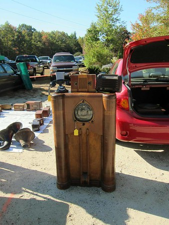 New England Antique Radio Club Meet- Fall 2014