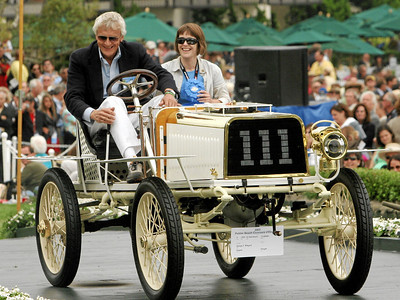 2005 Pebble Beach Concours d'Elegance Award Winners
