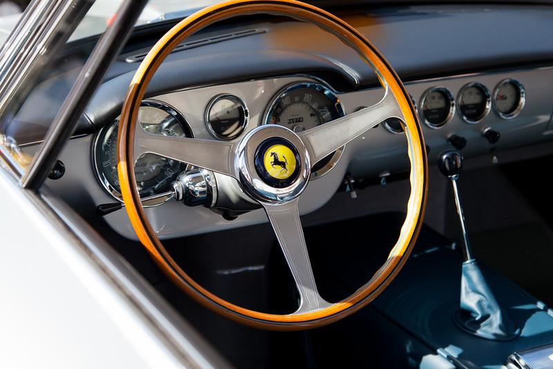 Ron Hein's 1962 Ferrari 250 SWB