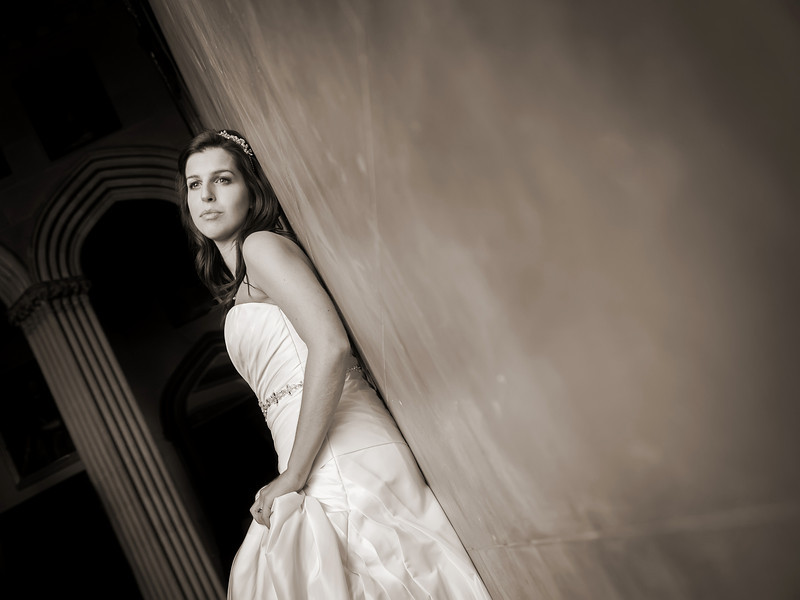 Duns Castle Bride
