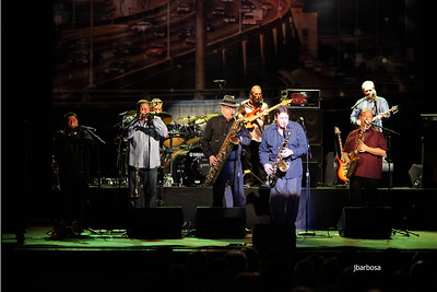 Tower of Power at the Klein - Nov 2011