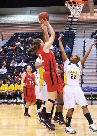 2009/12/18 BHS Girls Basketball - Cresent Bank Holiday Invitational Basketball Tournament - Butler VS Myrtle Beach