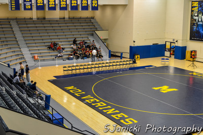UM Wrestling Club Vs Saginaw Valley 10-27-12