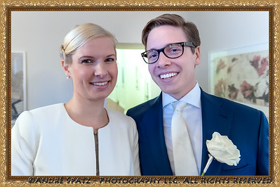 Almut and Patrick Civil Wedding