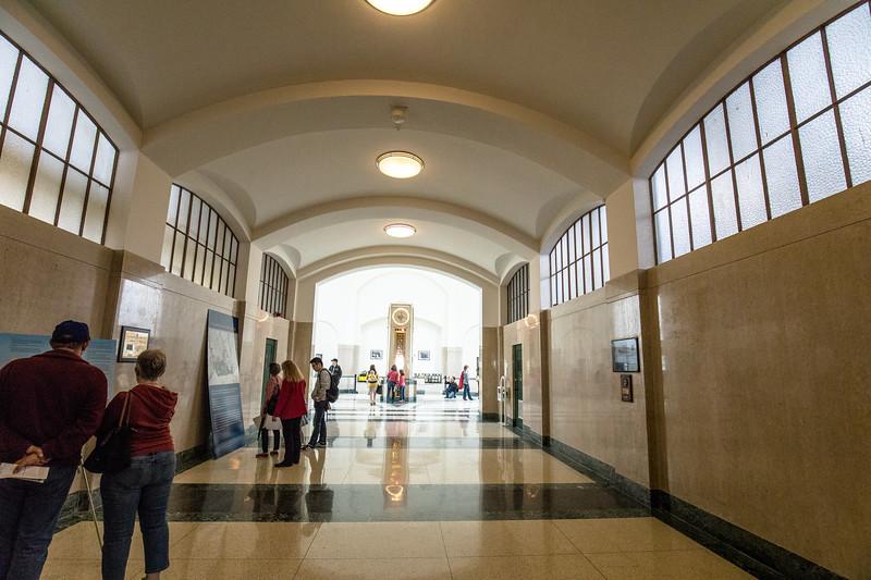 Entrance Hall, Filter Building