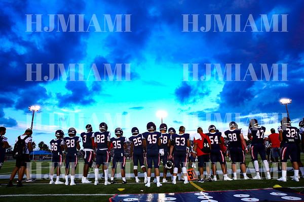 Varsity Football 8-21-19