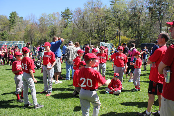 2013 Granby LL Opening Day