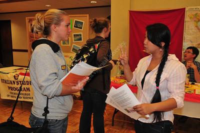 27881 WVU Study Abroad Fair September 2011