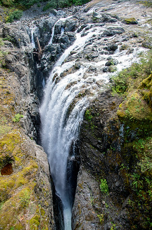 A Visit to Englishman Falls