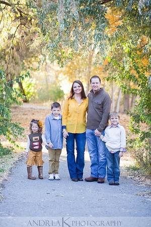 Anderson Family 2013