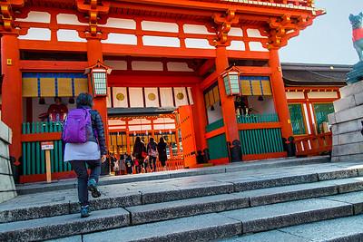 Japan 2017: Niseko, Yudanaka, Kyoto