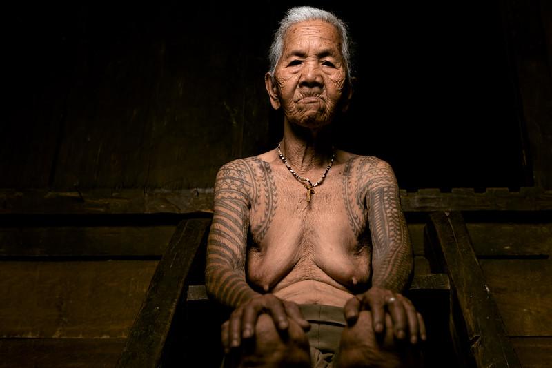Kalinga beautiful woman