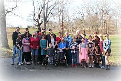 Colglazier Family 2018