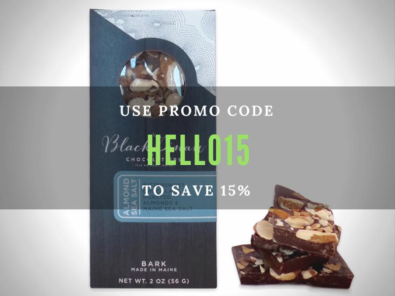 black dinah chocolatiers promotion code