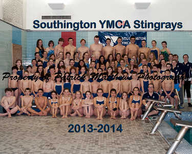 Southington YMCA Swim Team
