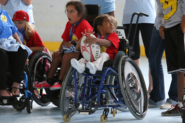 2013 Junior Wheelchair Sports Camp