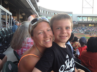 May 31- Birmingham Barons Game