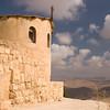 Chapel on top of Mount Nebo
