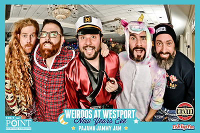 12/31/18 - Weirdos at Westport