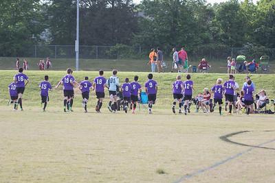 Boys Tournament vs Weddington