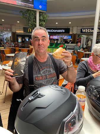 11th July 2019 - The Ardennes - Setting Off
