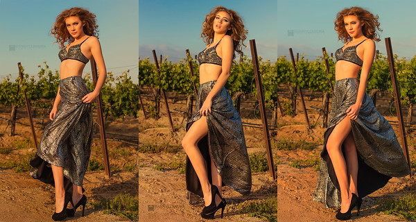 Amy Young for Fashion in the Vines