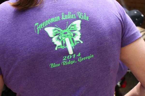 2014 Freewoman Ride