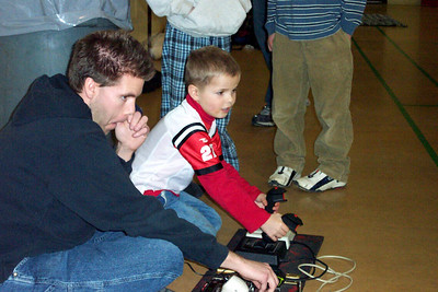 2006-01-22 demo for PHS Swim team