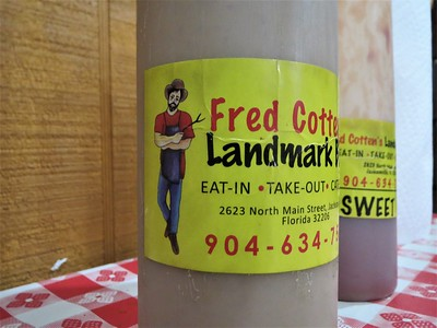 Fred Cottens BBQ