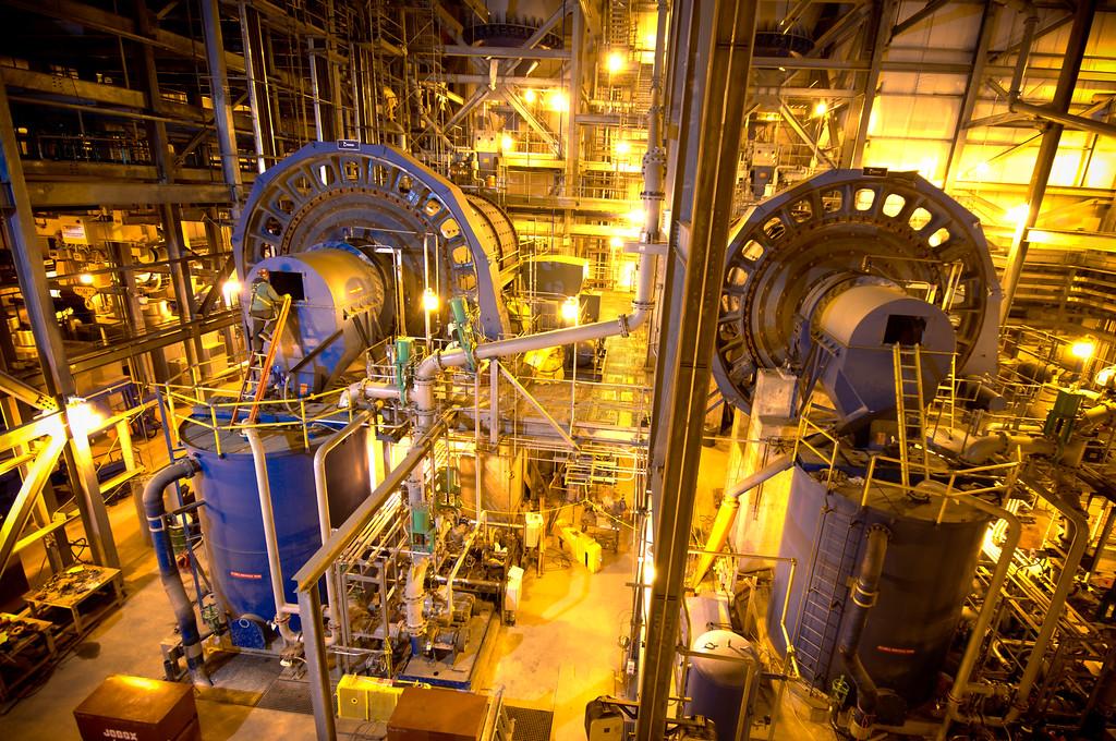 Corporate & Industrial Portfolio