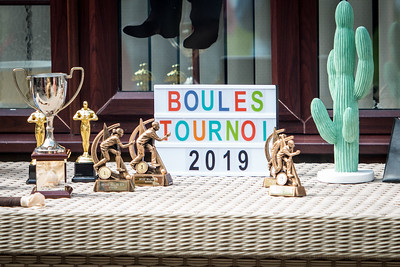 2019.08.17 - Bridge Boules Tournament 2019