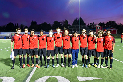 2018 Westview Soccer - Senior Night