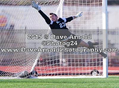11/21/2105 - Boys Varsity Soccer - MIAA D2 State Final - Masconomet vs Oliver Ames