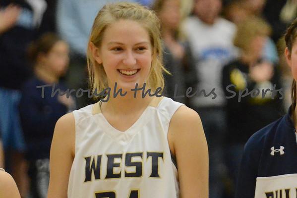 Corvallis vs. West Albany Girls HS Basketball